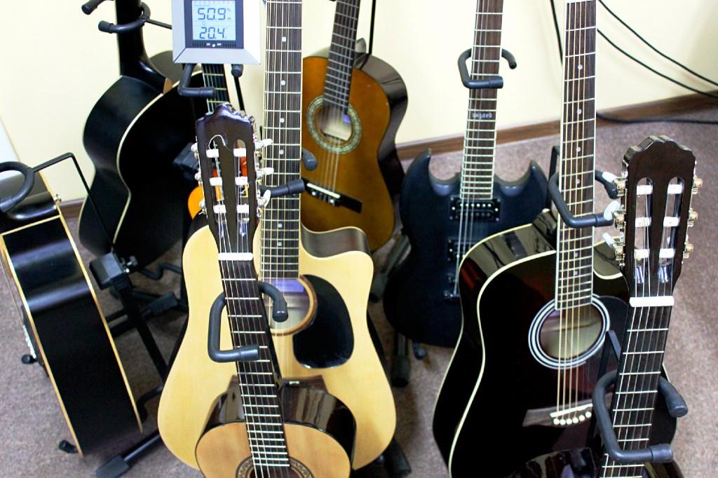 Gitary akustyczne T.Burton