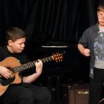 Open Stage 2014 T.Burton Szkoła Muzyczna