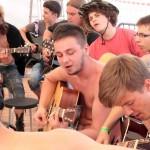 Frikolekcje Darmowe Lekcje Gry Na Gitarze Woodstock 2014 4