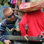 Nauka Lekcje dzieci gry na gitarze Szkoła T.Burton 1