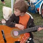 Nauka Lekcje dzieci gry na gitarze Szkoła T.Burton 4