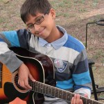 Nauka Lekcje dzieci gry na gitarze Szkoła T.Burton 5