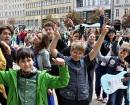 Dzień Europy na pl. Wolności