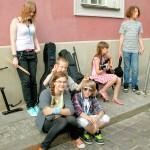 uczniowie nauka lekcje szkoła muzyczna t.burton koncerty występy