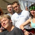Frikolekcje na Przystanku Woodstock 2013