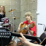 sala prób nauka lekcje gry na gitarze perkusji 1