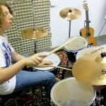 sala prób nauka lekcje gry na gitarze perkusji 2