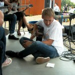 Lekcje gry na gitarze KontenerArt
