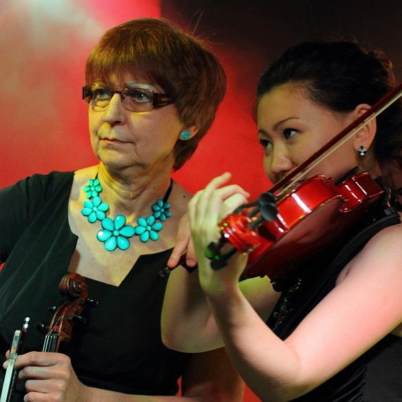 nauka lekcje gry na skrzypcach szkoła m uzyczna t.burton olga hała