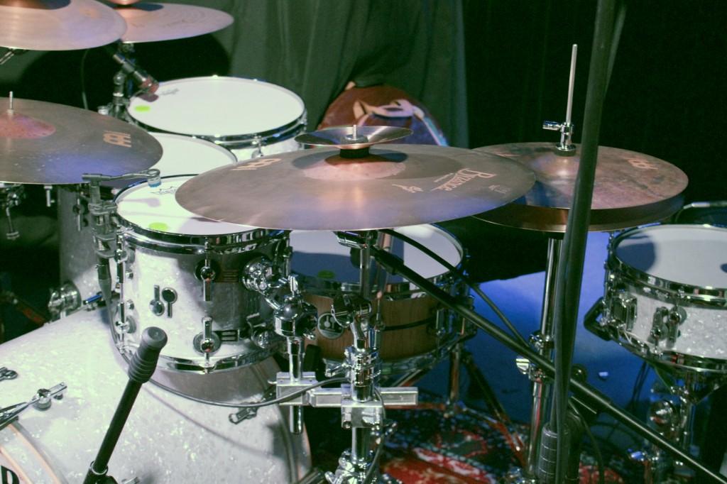 perkusja benny greb