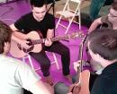 KontenerArt, warsztaty gitarowe Sieniawskiego