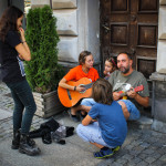 Akademia Gitary Happening Szkoła Muzyczna T.Burton Don't Worry Be Happy 19