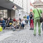 Scena na Quadro Estrada Poznańska Cooltularne Stare Miasto 36