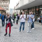 Scena na Quadro Estrada Poznańska Cooltularne Stare Miasto 39