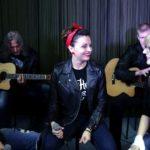 Sesja nagraniowa best cover live 14