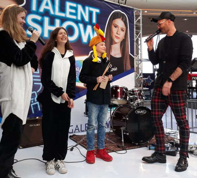 talent show galeria malta 30