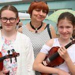 koncert ucxzniów szkoły podstawowej nr 18
