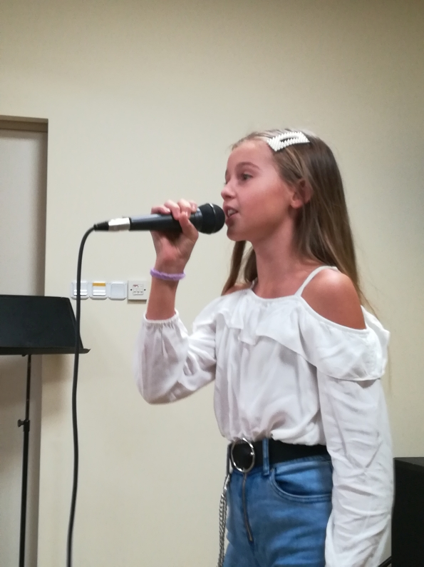koncert uczniów szkoły raszyn t.burton 1