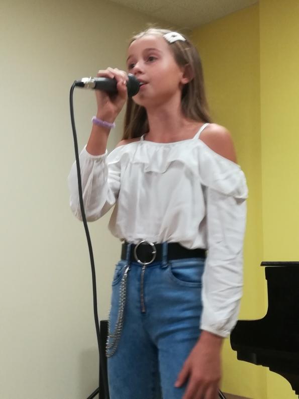 koncert uczniów szkoły raszyn t.burton 2