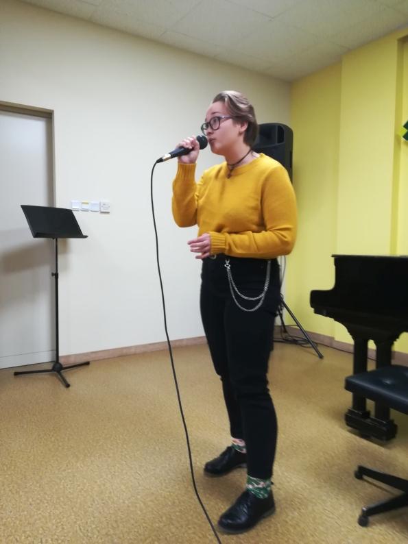 koncert uczniów szkoły raszyn t.burton 3