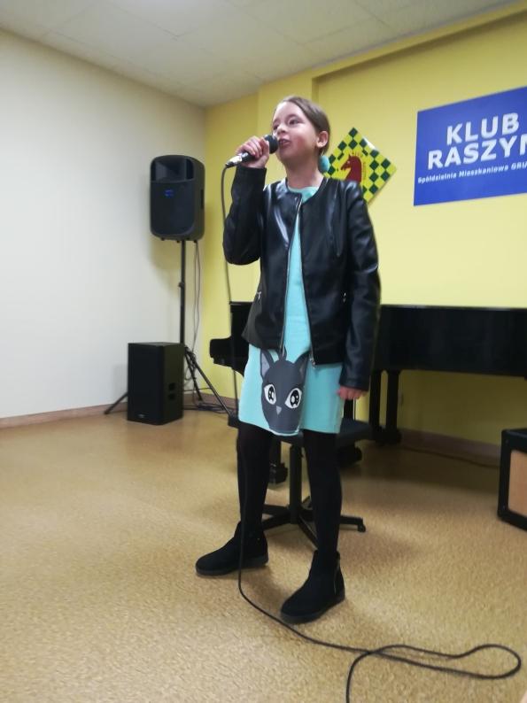 koncert uczniów szkoły raszyn t.burton 9