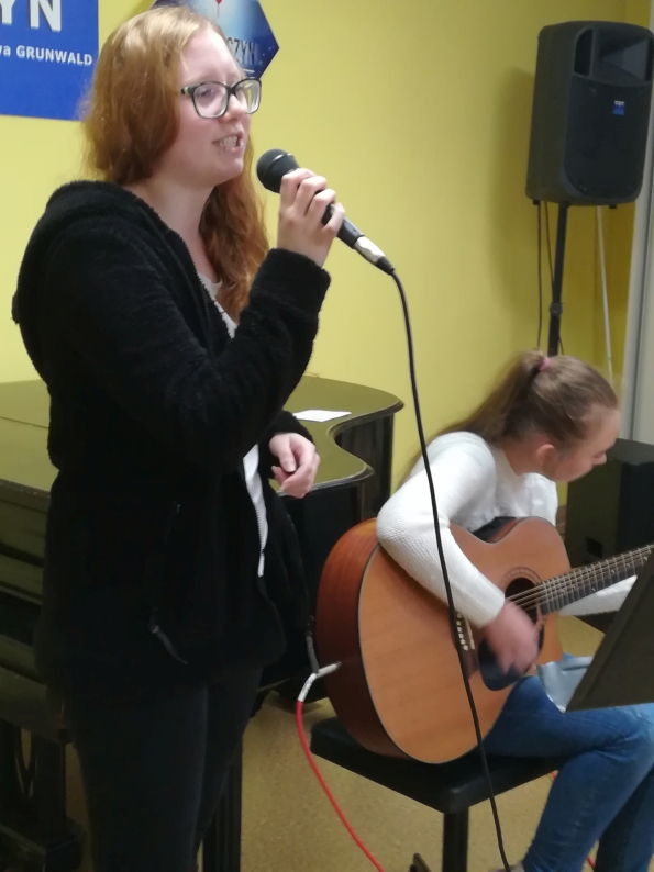 koncert uczniów szkoły raszyn t.burton 14